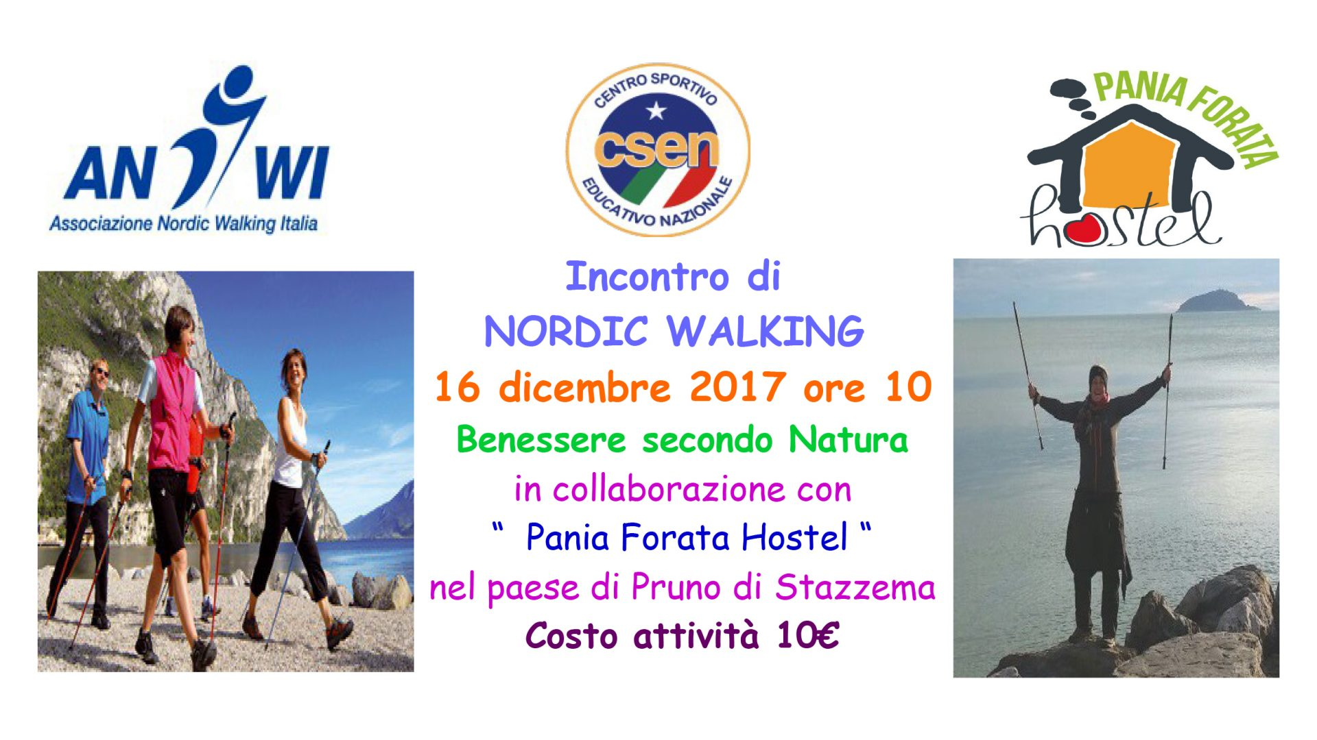 Incontro di NORDIC WALKING